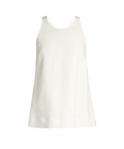 Joseph | Penn Stretch-Crepe Top