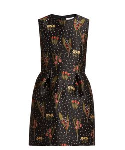 Red Valentino | Blooming Garden-Jacquard Dress