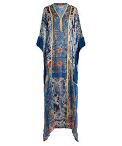 Roberto Cavalli | Phoenix-Print Silk-Satin Gown