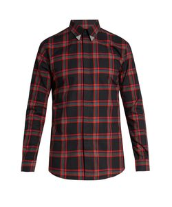 Givenchy | Contemporary Fit Collar-Tipped Single-Cuff Shirt