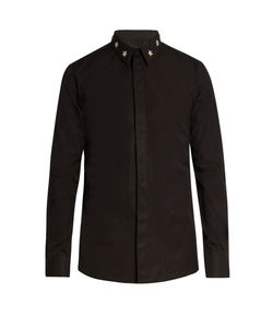Givenchy | Contemporary-Fit Star-Collar Single-Cuff Shirt