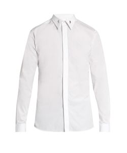 Givenchy | Contemporary-Fit Collar Stays Single-Cuff Shirt