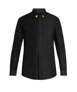 Givenchy | Contemporary-Fit Collar-Tipped Single-Cuff Shirt