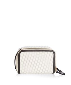 Pierre Hardy | Cube-Print Coated-Canvas Cosmetic Case