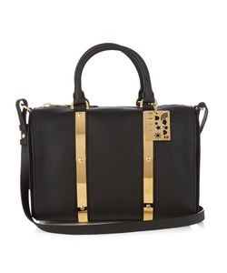 Sophie Hulme | Charlton Medium Leather Bowling Bag