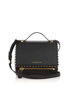 Givenchy | Pandora Box Small Leather Shoulder Bag