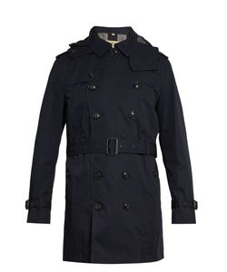 Burberry | Delsworth Double-Breasted Cotton Trench Coat
