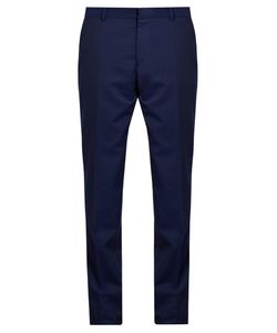 Alexander McQueen | Slim-Leg Tailored Trousers