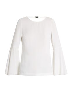 Elizabeth And James | Raleigh Fluted-Sleeve Top