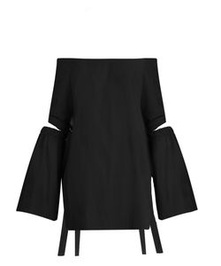 Ellery | Cyril Off-The-Shoulder Cotton Top