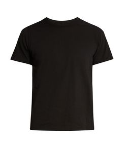 Rick Owens | Crew-Neck Cotton T-Shirt