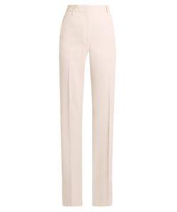 Jil Sander   C-Benjamin Straight-Leg Cady Trousers