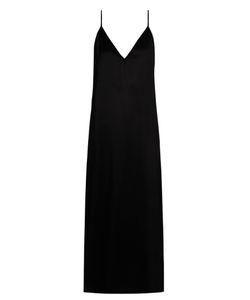 RAEY | V-Neck Velvet Slip Dress