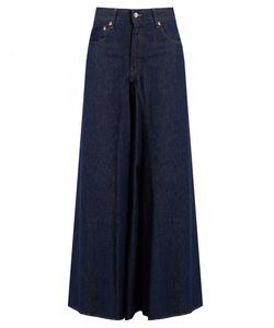MM6 by Maison Margiela | Mid-Rise Wide-Leg Jeans