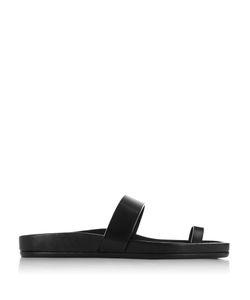 Rick Owens | Slip On Leather Sandals