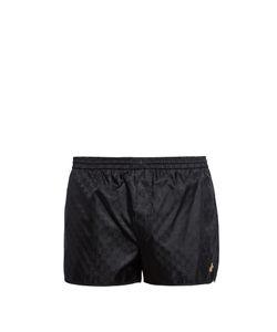 Gucci | Gg-Jacquard Swim Shorts
