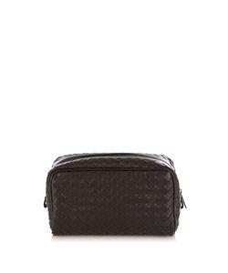 Bottega Veneta   Intrecciato-Leather Washbag