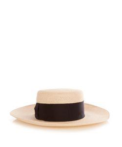 FEDERICA MORETTI | Panama Hemp-Straw Hat
