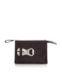 F. HAMMANN | Leather Small Shoe Shine Kit