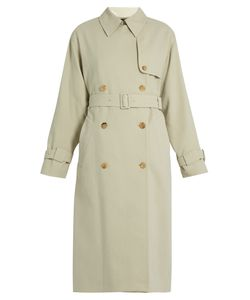 The Row | Romtin Cotton Trench Coat