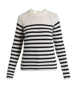 Joseph | Sailor Striped Cashmere Sweater
