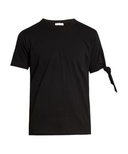 J.W. Anderson | Knotted-Sleeve Cotton T-Shirt