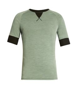 CAFÉ DU CYCLISTE | Edith Crew-Neck Jersey Cycle T-Shirt