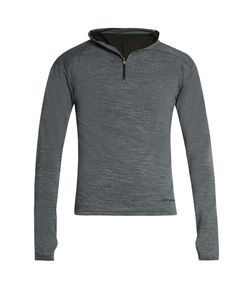 CAFÉ DU CYCLISTE | Berthe Lightweight Hooded Cycle Top