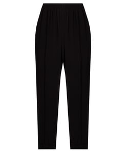 Marni | Cropped Crepe Trousers