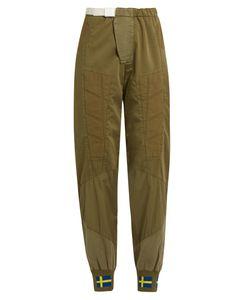 Acne Studios | Ilse Co Sat Panelled Trousers