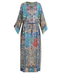Etro | Paisley-Print Silk-Blend Georgette Dress