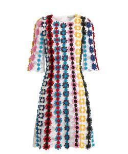 Mary Katrantzou | Lenax Guipure-Lace Mini Dress