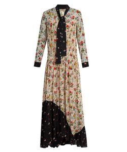Preen Line | Solange Print Crepe Dress