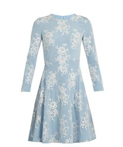 Huishan Zhang | Kiera Cotton-Blend Lace Dress