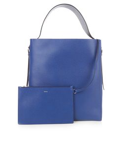 Valextra | Saffiano Leather Tote Bag