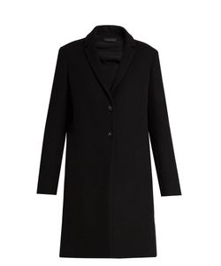 The Row | Brooxi Wool-Twill Coat