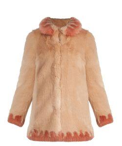 SHRIMPS | Bobby Faux-Fur Coat