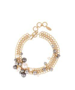 Lanvin | Faux-Pearl Chain Necklace