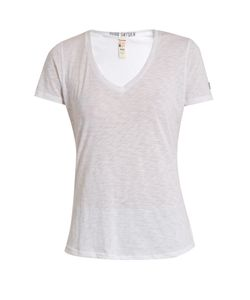 Todd Snyder + Champion | V-Neck Cotton-Blend Jersey T-Shirt