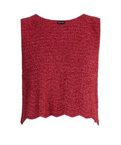 Rachel Comey | Hewson V-Neck Crochet Top