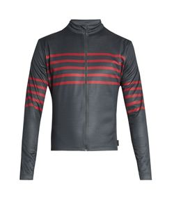 CAFÉ DU CYCLISTE | Claudette Zip-Through Cycle Top