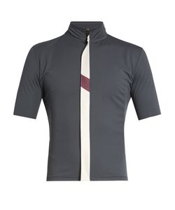 CAFÉ DU CYCLISTE | Josette Waterproof Zip-Through Cycle Top