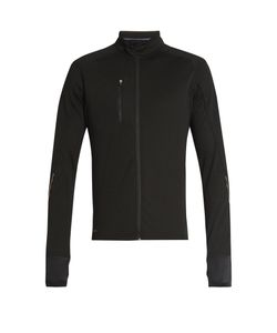 CAFÉ DU CYCLISTE | Yolande Zip-Through Cycle Top