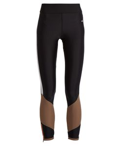 Laain | Lydia Contrast-Panel Performance Leggings