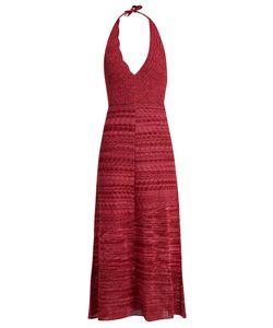 Rachel Comey | Teddy Crochet-Cotton Halterneck Dress