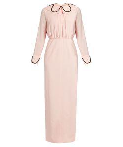 Emilia Wickstead | Gia Crepe Midi Dresss
