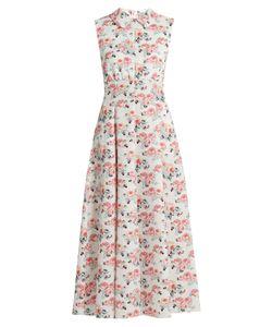 Emilia Wickstead | Fabiola Print Midi Dress