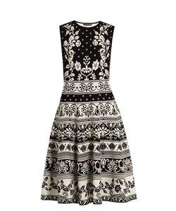 Alexander McQueen | -Jacquard Knit Dress