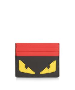 Fendi | Bag Bugs Leather Cardholder