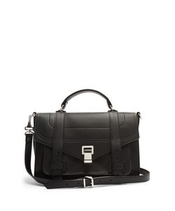 Proenza Schouler | Ps1 Medium Leather Cross-Body Bag